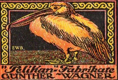 Pelikan Gunther-Wagner