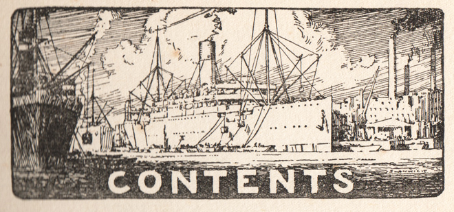Ships Contents
