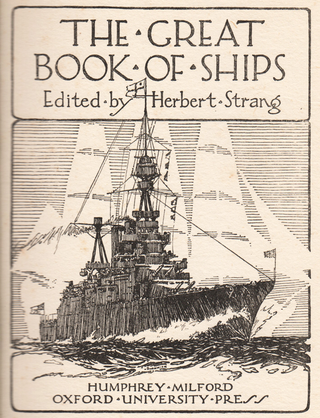 Ships Title Page
