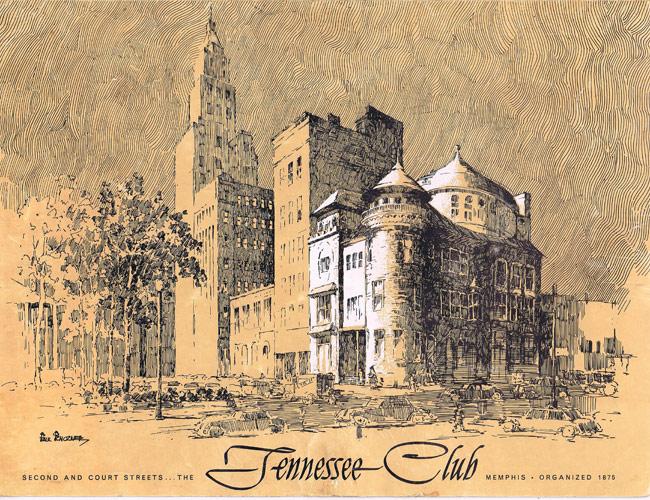 Tennessee Club Menu