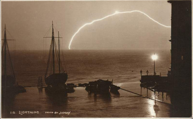 Lightning England