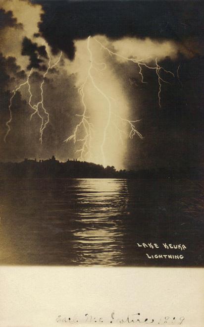 Lightning Keuka