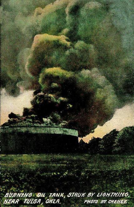 Oil Tank Tulsa