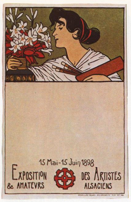 1898 Postcard Exposition