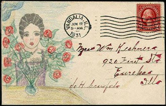 Mail Art 1931