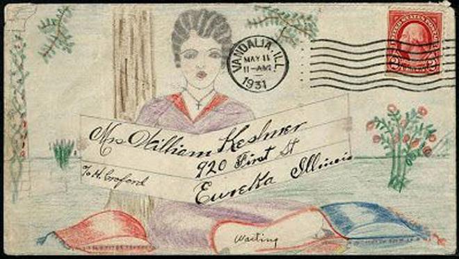 Mail Art 1931a