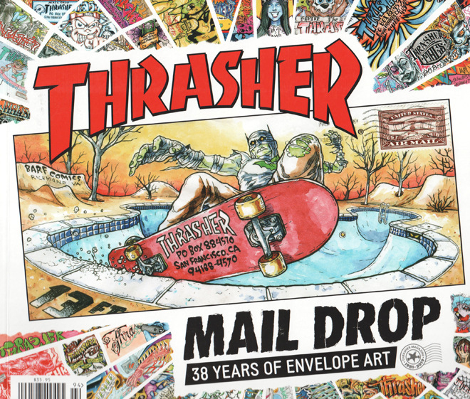 Thrasher Cover