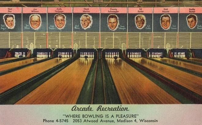 Bowling Pleasure