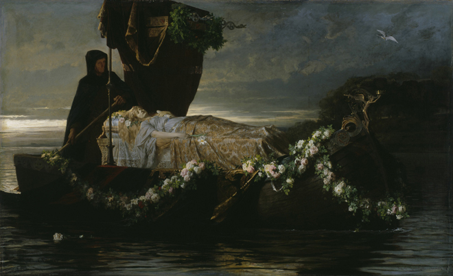 Elaine by Rosenthal 1874